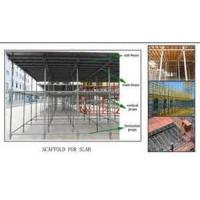 China building  construction steel concrete slab formwork & scaffolding system on sale
