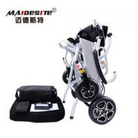 China 1 Year Warranty Lightweight Folding Motorized Wheelchair Durable DLY-168 on sale