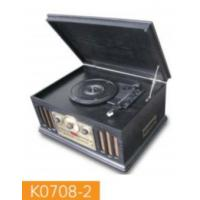 China Retro Style Turntable Player, Cd Player, Gramophone, Radio on sale