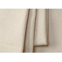 Quality Blackout White Cotton Canvas With  Environmental Protection Material for sale
