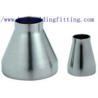 Quality ASME B16.9 Carbon Steel / 304 304L Stainless Steel Reducer Butt Weld Reducer for sale