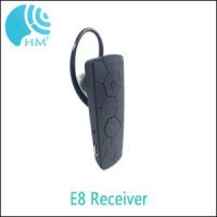 Tour Guide Device For Tourist Reception , E8 Ear - Hanging Bluetooth Tour Guide System