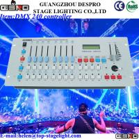 Quality 240 DMX stage Light Controller for sale
