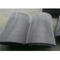 Buy SS 316L Home Window Security Screens 1.5m Width With Metal Wire / Fiberglass Materials at wholesale prices