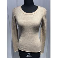 Quality Slim Fitting Womens Cashmere Sweaters Anti Shrink OEM / ODM Available for sale