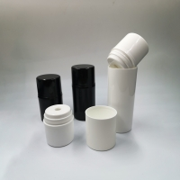Quality empty 100ml clear plastic tube flip top cap, face wash cream soft tubes packaging for cosmetics for sale