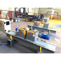 Quality Bolt Adjustment Pipe Welding Rotators Capacity 2T 5T 10T 20T 40T Up to 1000T for sale