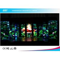 Quality AC 110/220V Indoor Full Color LED Display , Indoor Advertising LED Display Screen for sale