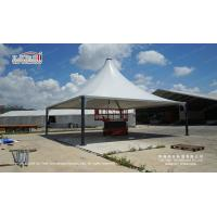 Buy cheap 10x10m modular high peak pagoda tent for sale from wholesalers
