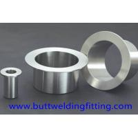 Buy cheap 3'' SCH10S Butt Weld Fittings Stub End ASME SB163 NO8825 Nickel Alloy from wholesalers
