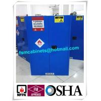 Quality Acid Corrosive Storage Cabinets / Safety Storage Cabinets 90 gallon for sale