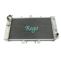 Quality 1 Row Aluminum ATV Radiator for 03-07 POLARIS 500 Outlaw 450S 08-10 525 07-11 for sale