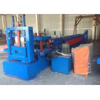 Quality 10m/min C Section Roll Forming Machine CE / SGS Automatic Quick Change for sale