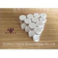 Quality Muscle Building Protein Peptide Hormones Lyophilized Powder Cjc-1295 Dac with GMP for sale