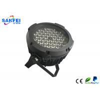 Quality DJ Equipment 54*3w RGB/RGBW Outdoor IP65 Waterproof Led Par Light for sale