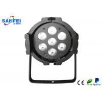 Quality Non Waterproof Mini LED Par Stage Lights for Trussing / Disco for sale