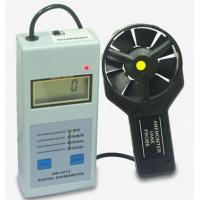 AM-4812 Air Velocity LCD Display Multifunctional Digital Anemometer With Data Hold Function for sale