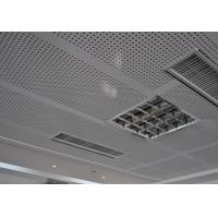 China PERFORATED ACOUSTIC GYPSUM CEILING BOARD on sale