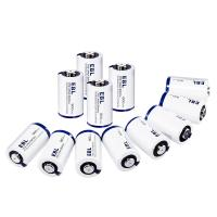 Quality CR2 3V Lithium Batteries 800mah with Battery Storage Case 4 Packs for sale
