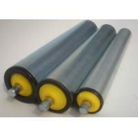 Quality Automatic Fixed Pipe Conveyor Belt Rollers Dust Proof Low Friction ISO9001 for sale
