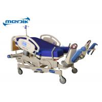 Quality CPR Multi - Function Electrical Birthing Bed LDR Delivery Bed With Leg Support for sale