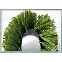 China Convenient Infilling Artificial Grass Football Pitches With PP Bag Packing on sale