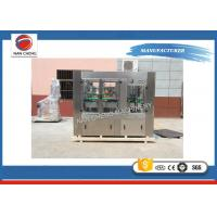 Buy cheap Carbonated Drinks PET / Tin Can Filling Machine CE ISO9001-2008 from wholesalers