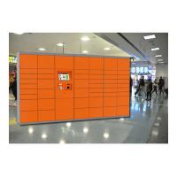 China Bus Station Airport Rental Baggage Locker Phone Number Accessed Different Size on sale