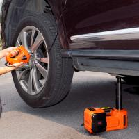 Buy hot sale portable emergency tool electric jack with impact wrench and air at wholesale prices