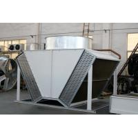 Quality high heat exchange efficiency 200kw dry coolers / fluid coolers for sale