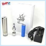 Quality New arrival awesome fashionable gift e cigarette vaporizer mod mechanical mod protank II + for sale