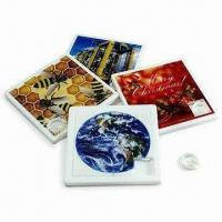 Quality Photographic 4 x 4 Sliding Puzzles, Made of PS Plastic, Customized Designs are Welcome for sale