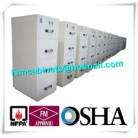 Quality Fireproof Lockable Filing Cabinet JIS Standard For Books / Customer Information / Contracts for sale