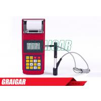 Quality Easy Use Hardness Tester Leeb160 With Printer 1250 Groups Memory for sale