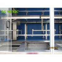 Quality High Pressure Industrial Ultrasonic Cleaning Equipment , Sonic Parts Washer for sale