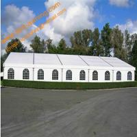 Buy cheap Assembled Aluminum Party frame Tent Rainproof Event Ceremony Marquee Tents from wholesalers