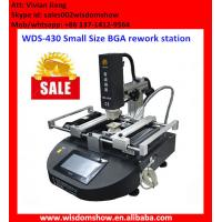 Quality Factory direct sale!! with high quality low price WDS-430 hot air bga rework station,PC repair station for sale