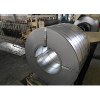 China HDG GI DX51D ZINC Carbon Steel Strip , 50 - 800 MM Stainless Strip Steel on sale