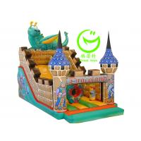 Buy Best selling   inflatable dinosaur  slide  with 24months warranty GT-SAR-1655 at wholesale prices
