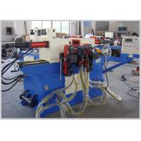 Quality SW38 Full Automatic Double Head Pipe Bending Machine Low Power Construction for sale