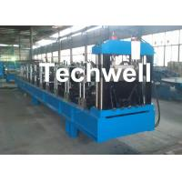 Quality Galvanized Steel Large Span Roll Forming Machine For Arched Roof Panel , K Span Forming Machine for sale