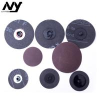 Quality Brown Rolock Quick Change Disc For Stainless Steel Sectional Polishing  361f 3m for sale