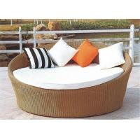 Quality Modern round rattan daybed furniture for sale