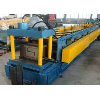 China Steel Sheet Z Purlin Frame Cold Roll Forming Machine House Support on sale