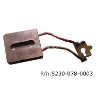 Quality 5230-078-0003 Spreader Parts Brush CONDUCTOR POWER AKAP SIDE CAS , Especially Suitable For Gerber Speader Machine for sale