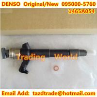 Quality DENSO Original and New Injector 095000-5760 / 1465A054 for Mitsubishi 4M41 095000-576# for sale