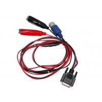 Quality PN 448033 3 Pin Deutsch Adapter for NEXIQ 125032 USB Link Diesel Truck Diagnose Interface for sale