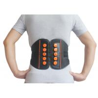 Quality Lower Back Pain Adjustable Back Spine Brace Support With Dual Pulley System for sale