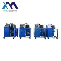 China Mananul Hydraulic Hose Crimper Machines Wire Crimper Hose Crimping Machine For Air Suspension Air Spring on sale