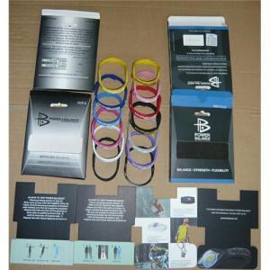 China Power balance wristband,balance wristband, leather wristband,silicone wristband, wristband watch on sale